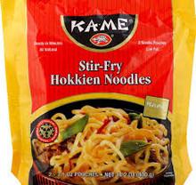 Noodles, Stir Fry Hokkien, 6 of 14.2 OZ, Ka-Me