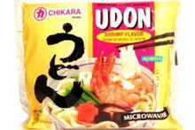 Udon Nama, Shrimp, 30 of 7.25 OZ, Chikara
