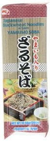 Yamaimo Soba Noodles, 24 of 10.58 OZ, Jfc