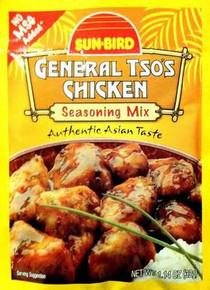 General Tso's Chicken, 12 of 1.14 OZ, Sunbird