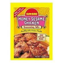 Honey Sesame Chicken, 12 of 0.875 OZ, Sunbird