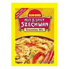 Hot Spicy Szechwan Mix, 24 of 0.75 OZ, Sunbird