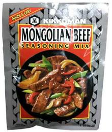 Mongolian Beef Mix, 24 of 1 OZ, Kikkoman International Inc