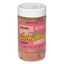Shoga, Ginger, 12 of 11.5 OZ, Wel Pac