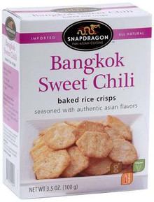 Bangkok Sweet Chili, 6 of 3.5 OZ, Snapdragon