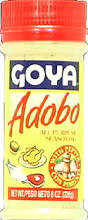 Adobo w/ Pepper, 24 of 8 OZ, Goya