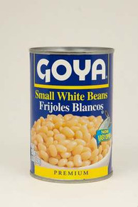 Beans, White, 24 of 15.5 OZ, Goya