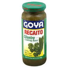 Recaito, 3 of 12 OZ, Goya