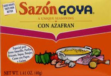 Sazon Con Azafran, 12 of 1.4 OZ, Goya