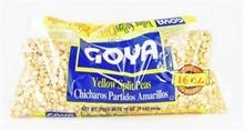 Split Peas, Yellow, 12 of 16 OZ, Goya