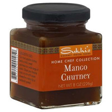 Chutney, Mango, 6 of 8 OZ, Sukhi'S