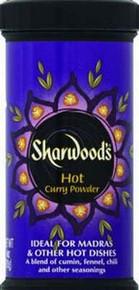 Hot Curry, 6 of 4 OZ, Sharwood