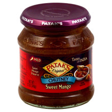 Sweet Mango, 6 of 12 OZ, Patak