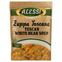 Tuscan Bean, 6 of 6 OZ, Alessi