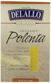 Instant Polenta, 12 of 9.2 OZ, De Lallo