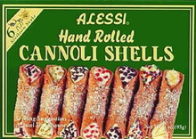Cannoli Shells Large, 12 of 4 OZ, Alessi