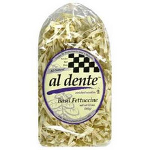 Basil Fettuccine, 6 of 12 OZ, Al Dente