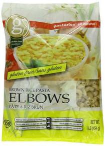 Elbows, GF, 6 of 1 LB, Pastariso
