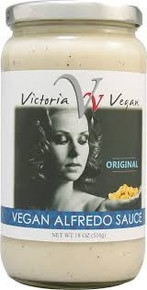 Alfredo, Original, Vegan, 12 of 18 OZ, Victoria