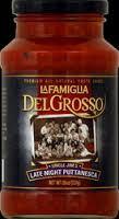 Del Grosso Puttanesca, 6 of 26 OZ, La Famiglia