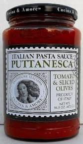 Puttanesca, 6 of 16.8 OZ, Cucina & Amore