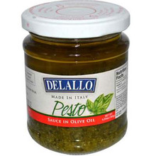 Pesto Sauce, 12 of 6.35 OZ, De Lallo