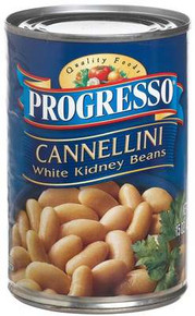 Cannellini Beans, 24 of 15 OZ, Progresso