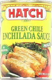 Enchilada, Green Chile, Mild, 12 of 15 OZ, Hatch