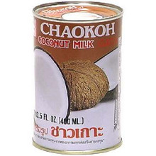 Coconut Milk, 12 of 13.5 OZ, Chaokoh