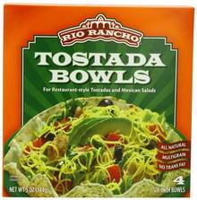Tostada Bowls, 6 of 4 CT, Rio Rancho