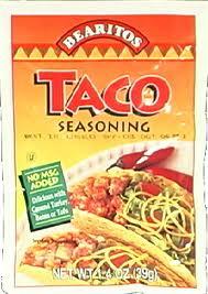 Taco, 12 of 1.4 OZ, Bearitos