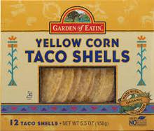 Yellow Corn, 12 of 5.5 OZ, Garden Of Eatin'