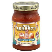 Pineapple, 6 of 16 OZ, Mrs Renfro'S