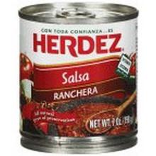 Ranchera, 12 of 7 OZ, Herdez