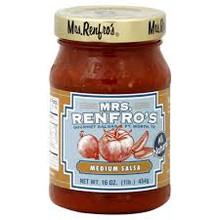 Medium, 6 of 16 OZ, Mrs Renfro'S