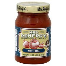 Mild, 6 of 16 OZ, Mrs Renfro'S