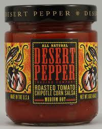 Roasted Tomato, Chipotle, Corn, 6 of 16 OZ, Desert Pepper Trading Co