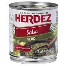Verde, 12 of 7 OZ, Herdez