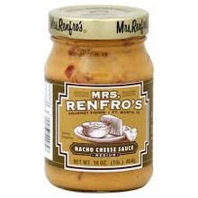 Nacho Cheese, 6 of 16 OZ, Mrs Renfro'S