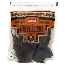 Chili Pods, Guajillo, 12 of 3 OZ, Badia Spices