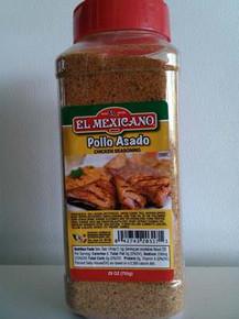 Pollo Asado, 12 of 28 OZ, El Mexicano