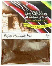 Fajita Marinade Mix, 12 of 2 OZ, Los Chileros