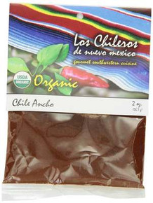 Ancho, Powder, 12 of 2 OZ, Los Chileros
