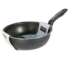Black Nonstick Deep Pan 9'  From AFG