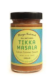 Tikka Masala, Mild, 6 of 12.5 OZ, Maya Kaimal