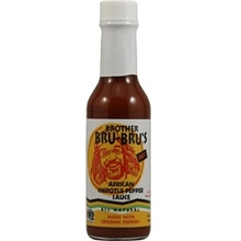 African Chipotle Pepper Sauce, 6 of 5 OZ, Brother Bru Bru'S