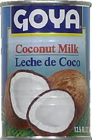 Coconut Milk, 24 of 13.5 OZ, Goya