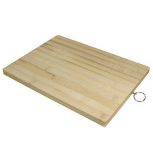 Bamboo Cutting Board 13 x 12.5'  From AFG