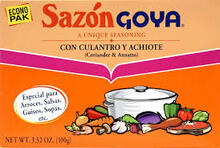 Sazon Cilantro, Achte Econ, 18 of 20 CT, Goya