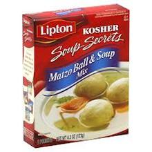 Soup Mix, Matzo Ball, 12 of 4.3 OZ, Lipton